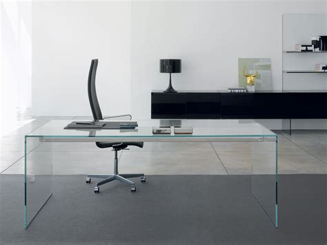 scrivania cristallo air desk scrivania by gallotti radice design pinuccio