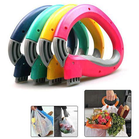 Gantungan Plastik Belanja Dengan Sistem Pengunci Multi Color 1 gantungan plastik belanja dengan sistem pengunci multi