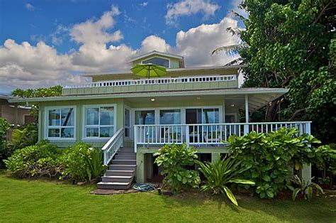hawaiian style homes beautiful hawaiian home on 3 acres w a view image 1