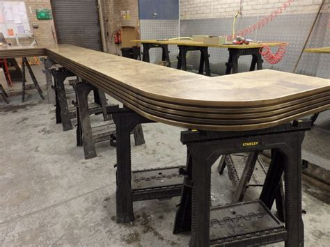 Brass Bar Top by Table Tops Bar Tops Metal Sheets Limited