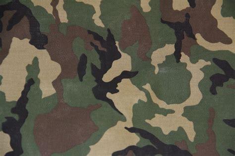 Army Camo by Vip Cranston Green Beige Camo Olive Green Army Camo Fabric