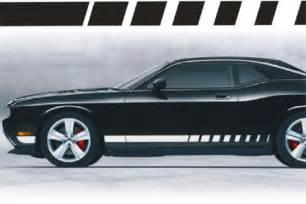 Dodge Challenger Decals Kit 2008 2017 Dodge Challenger Side Rocker Panel Strobe Rear