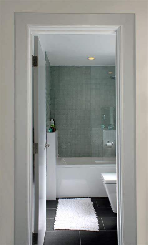 Modern Bathroom Enclosures Frameless Tub Enclosures Bathroom Contemporary With