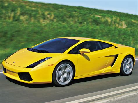 Lamborghini Gallrado Lamborghini Gallardo Spyder Yellow Cool Car Wallpapers