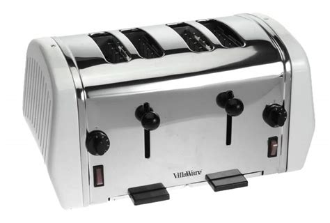 Villaware Toaster villaware uno toaster with 4 slice capacity overstock