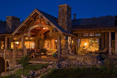 beautiful mountain houses breathtaking rustic retreat with postcard views of the