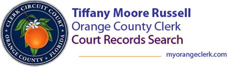 Orange County Clerk Of Courts Records Orange County Clerk Of Courts Records Search