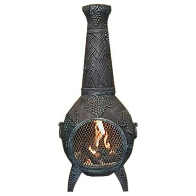 Smokee Chiminea Pin By Tiki Bars On Outdoor Living