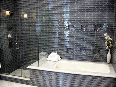 Shower Ideas Small Bathrooms | trend homes small bathroom shower design