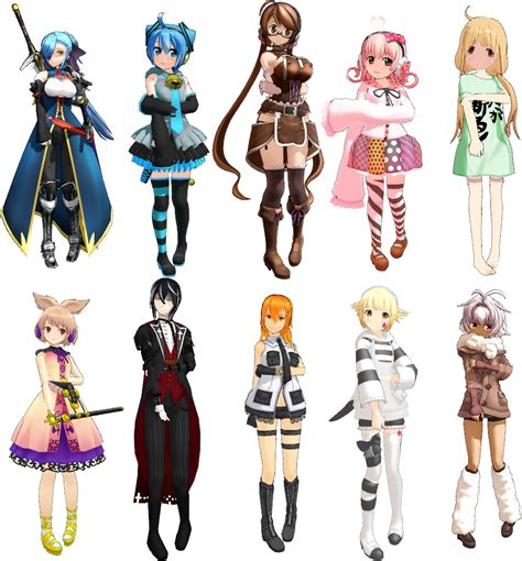 Wallpaper For Room by Some New Mmd Models I Found By Kitsuna020 On Deviantart