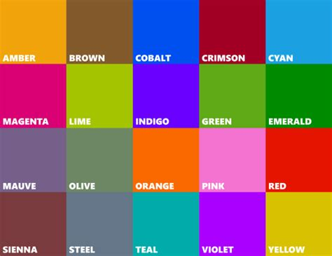 new colors leaked all new colors accent colors for windows phone 8