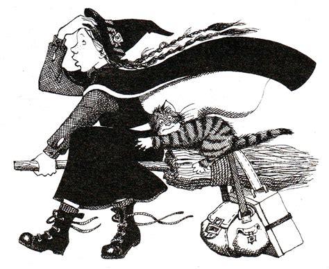 The Worst Witch louby s craft corner illustrators