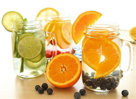 Belly Bloat Detox Water by 14 Detox Water Recipes That Banish Bloat Eat This Not That