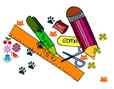 imagenes de estuches escolares dibujo de estuche escolar pintado por fabian64 en dibujos
