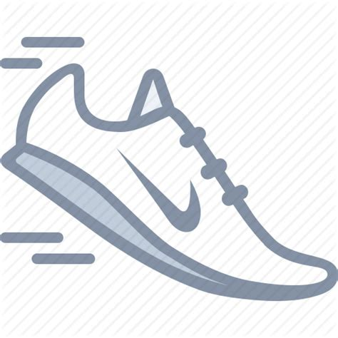 running shoe icon fitness running shoes sports icon icon