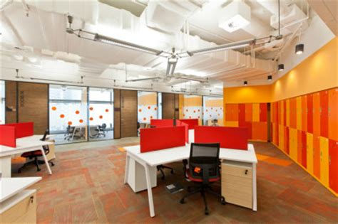 cyberport smart space office interior in hong kong commercial interior design news mindful
