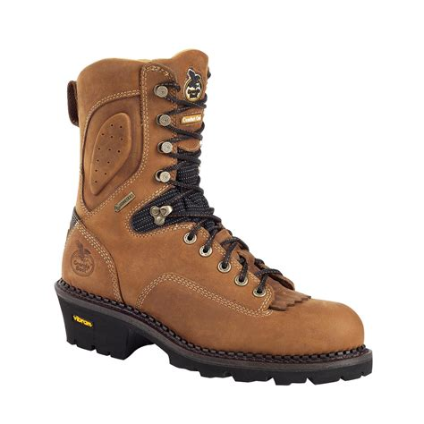 georgia boots comfort core georgia gore tex 174 waterproof comfort core logger work boot