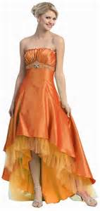 orange dresses for wedding orange bridesmaid dresses your wedding