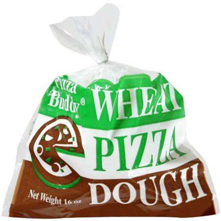 Bread N Budy pizza buddy frozen wheat pizza dough 16 oz walmart