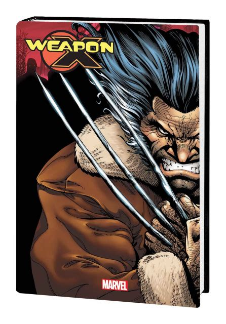weapon x the return brandon badeaux fresh comics