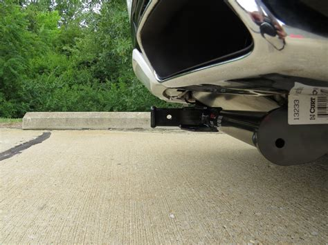 volvo xc curt trailer hitch receiver custom fit class iii