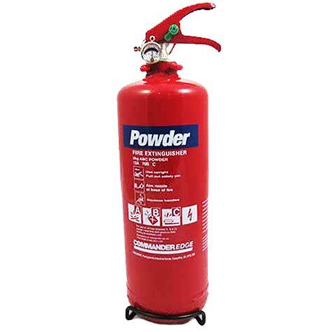 x fire boat 2 x 2kg abc dry powder fire extinguishers with brackets