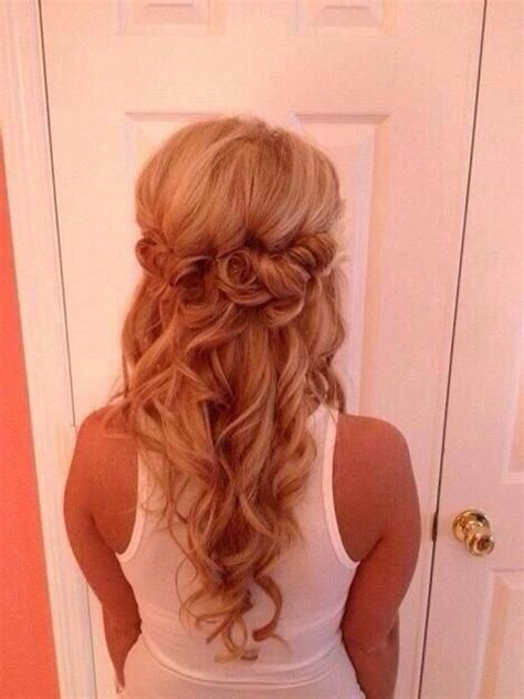 hairstyles up front down back pin by natasha van der merwe on event ideas pinterest