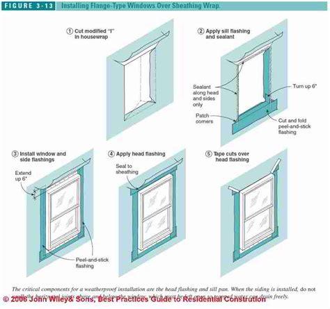 Window Sill Wrap How To Install Window Skylight Sealants