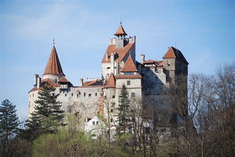 bram castle great castles of europe bran castle