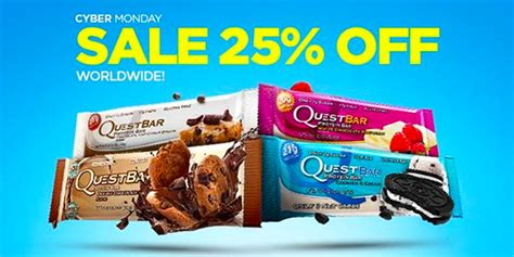 sle of quest bars new s mores quest bars dropped to just 18 75 a box for