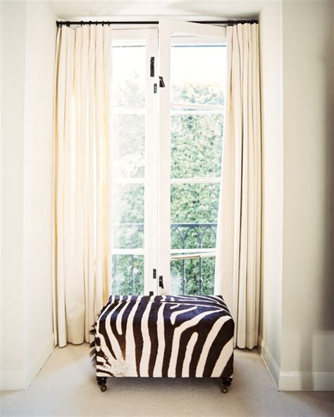 Zebra Curtains For Bedroom Zebra Curtains Living Room Decorating Ideas