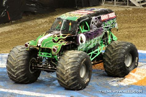 next monster truck show monster jam show dayton grave digger truck 3 the news