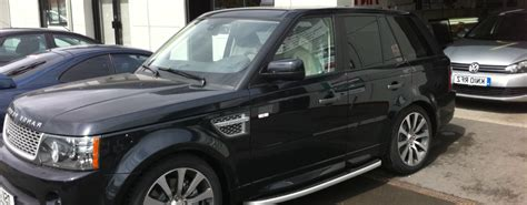 range rover repair costs ace car care land rover paintwork repairs 01743 466100