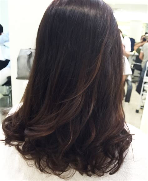 can a perm be done only at the bottom new year old perm and magic review of mosche hair