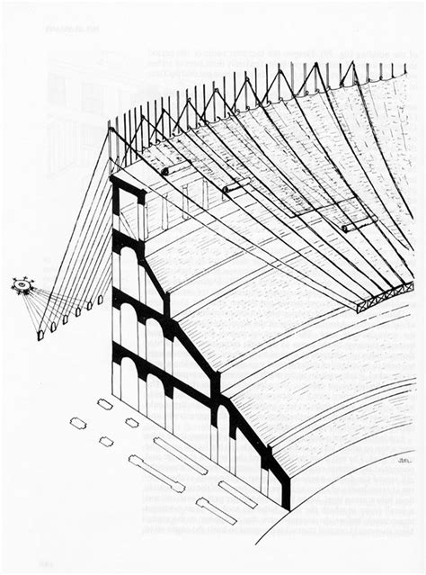 Colosseum Awning by 21 Best Images About Textile Architecture Velarium On