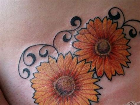sunflower outline tattoo 35 best sun flower outlines images on