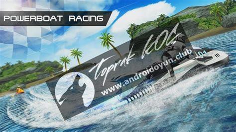 tekne oyunu motorlu tekne yarışı 3d v1 3 mod apk para hileli
