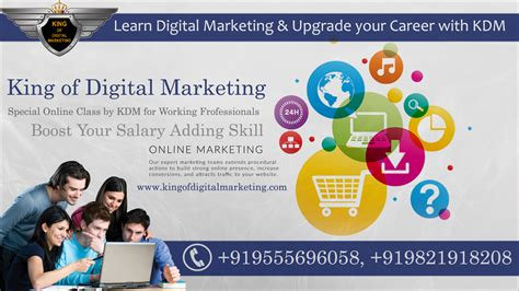 Marketing Classes by Digital Marketing Certification Course In India Digital
