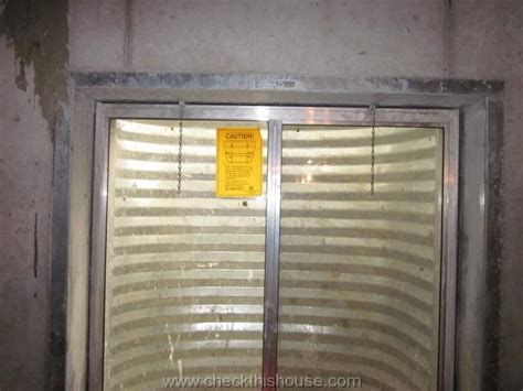 basement window guards house safety maintenance checklist do it now