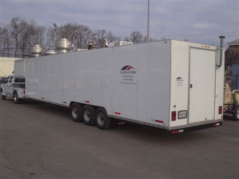 used mobile kitchens for sale 44 foot used mobile kitchens for sale u s mobile kitchens