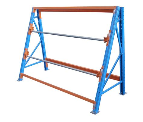 Cable Drum Racking Systems by Cable Rack For Storage Of Cable Drums Or Products On Rolls