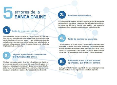 banco caminos on line banca online banca online camino a lo digital revista valora