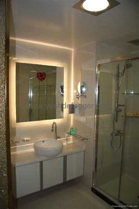 hotel bathroom mirrors hotel bathroom lighting mirror bgl 009 bagen china