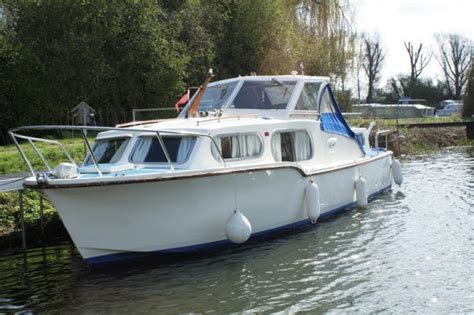 Cabin Boat For Sale by Freeman 32 Mk1 Aft Cabin Boats For Sale At Jones Boatyard