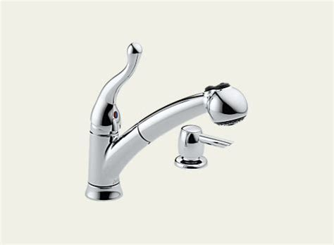 delta talbott kitchen faucet delta talbott single handle pull out kitchen faucet with soap dispenser 16997 sd dst