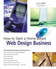 Home Based Web Design Business Design Book Covers