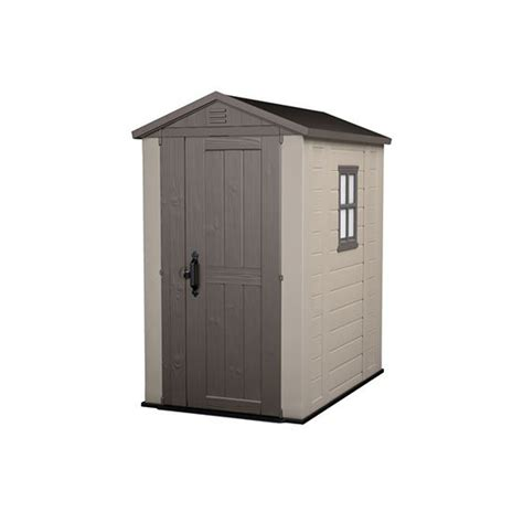Durable Sheds by Keter Factor 6 X 3 Garden Storage Shed Durable Plastic