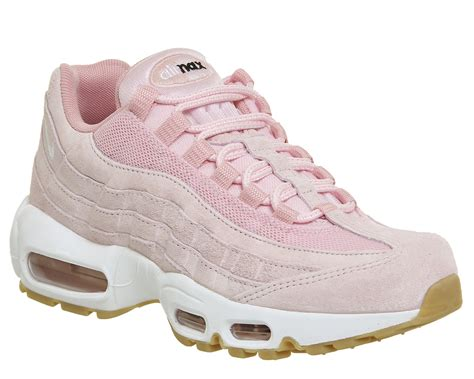 Air Max Pink nike air max 95 prism pink white sheen hers trainers