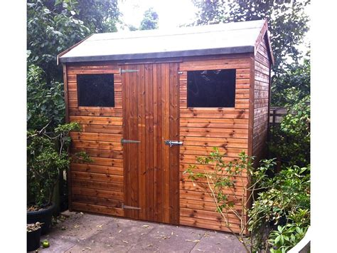 8x5 Shed by 8x5 Hipex C Tanalised Shed Easy Shed