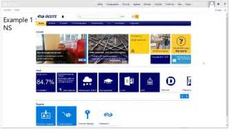 Design Home Page Online designing a great sharepoint online intranet in office 365